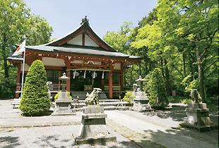 山中湖浅間神社