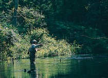 River-fishing・Fly-fishing